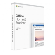 Microsoft Office Home & Student 2019 PL P6 Box Win/Mac 32/64bit 79G-05160