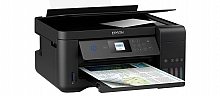 EPSON L4160 3 w 1 ITS Eco Tank WiFi + papier photo gratis !!!