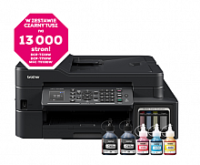 Brother DCP-T710W InkBenefit Plus GWARANCJA 36 M-CY