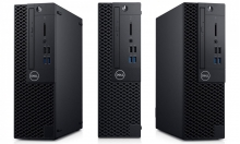 Dell Komputer Optiplex 3070 SFF Widows 10 Pro i5-9500/8GB/256GB SSD/Intel UHD 630/DVD RW/KB216 & MS116/3Y BWOS
