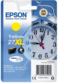 Singlepack Yellow 27XL DURABrite Ultra Ink (żółty)