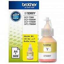 Tusz Brother BT5000 Y