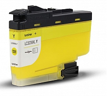 Tusz Brother LC3239XLY h-yield yellow | 5000 str.