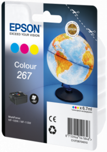 Tusz Epson 267 ink cartridge  C13T26704010